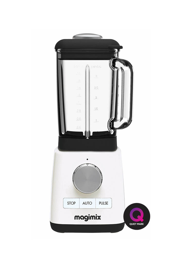 POWER BLENDER WHITE