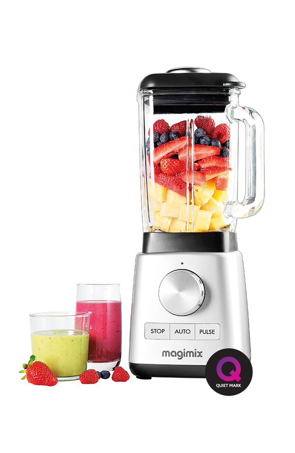POWER BLENDER MATT SATIN